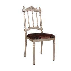 Partei-Ereignis-weißes silbernes Goldköniglicher Hochzeits-Sofa-Königin-König Throne Chair