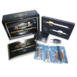 CE RoHS filtro soft (SGE-S001) Cigarrillo electrónico