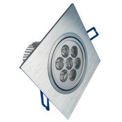 ضوء LED خفيف مربع 7 واط (HS-CE-6251 (7*1 واط))