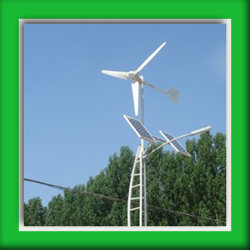 ضوء الطريق الهجين الرياح والطاقة الشمسية (CH-TYN315)
