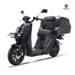 Anlieferungs-Motorrad-elektrische Roller der EWG-Lithium-Batterie-3000W