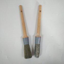 Alquiler de detalle Kit de cepillo para las ruedas, Interior, aireadores, Guarnecido Coche Cepillo de limpieza