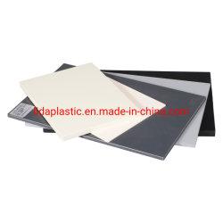 Ficha cinzenta rígida de PVC como o molde para a produção de óxido de magnésio Board