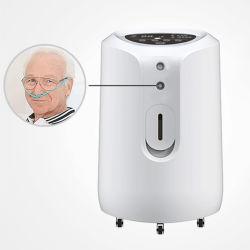 10L 5L مستشفى المعدات الأكسجين المحمول مكثف أوكسجين آلة مولد الأكسجين مكثف أكسجين طبي سعة 10 لتر