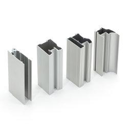 대형 산업용 아노다이징 알루미늄 창문 및 도어 합금 압출 가구 가격 프로필