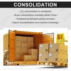 La consolidación del comprador.