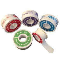 Approbation de la FDA vie confortable de chirurgie plastique adhésif étanche PE de la bande avec coque en plastique de couvrir l'emballage