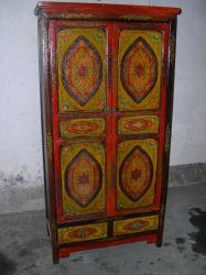Tibetanischer Schrank (ZX1891)