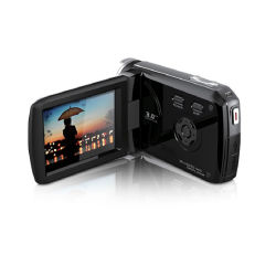 Видеокамера встроенный микрофон и динамик FHD 30 кадров в секунду с разрешением 1080p Камкордер Youtube Vlogging камера 3,0 дюйма