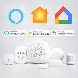 지능적인 가정 장비 Google 가정 Aqara Alexa