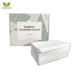 Бытовые моющие Topeco полотенце кухни Bamboo волокна