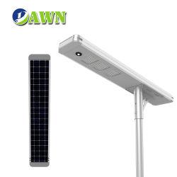 Smart Solar éclairage extérieur de la sécurité de la lampe du capteur de mouvement Rue lumière solaire intégré avec la caméra