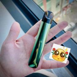 Transporte aéreo de cigarrillo electrónico con el E-líquido y las baterías de Vape