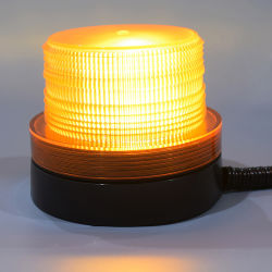 مصباح تحذير وامض 12 فولت أثناء الدوران تحذير وامض مصابيح كهرمانية للطوارئ بالنسبة للسيارات شاحنة شاحنة شاحنة شاحنة ماكينات الزراعة جرار