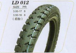 Le Venezuela Hot la vente de pneus pour motos et les tubes (3.00-17; 3.50-16)