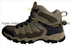 Sapatos de desporto Vaca Suede calçado de couro Equipamento para Engraxar os Sapatos de homens Calçado de segurança calçados impermeáveis calçado de exterior (07443)