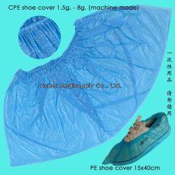 Couvre-chaussures en plastique jetables (WH-SC)