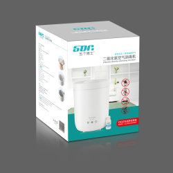 Venda por grosso de Dióxido de Cloro esterilizador de ar com a FDA para uso doméstico