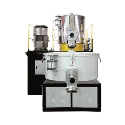 Miscelatore di plastica ad alta velocità di macchinario mescolantesi per la mescolanza del PVC