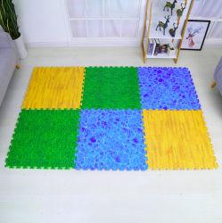 Высокая плотность EVA напольный коврик Коврик для осуществления спортзал коврик Коврик для танцев Taekwondo головоломки коврик для детей и взрослых