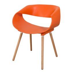 Низкая MOQ круглый пластмассовый детей спальни мебель детские стулья Dinging Cute детского рисунка PP Председателя