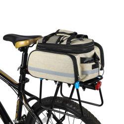 Заднее сиденье велосипеда мешок для соединительных линий, многофункциональная конструкция для быстрого освобождения с расширяемой Panniers велосипеда, сумка для установки в стойку с Rainproof крышку (3 цвета)