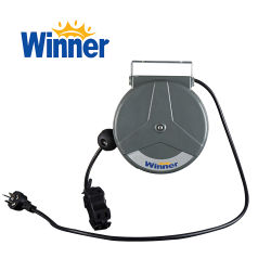 Мы0756 Mini подпружиненный выдвижной шнур питания кабель малого мотовила мотовила