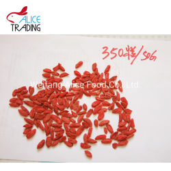 Chinese Ningxia Wolf Berry aliments plus sains