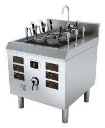 Le restaurant de l'interrupteur magnétique de l'équipement commercial automatique de l'induction Cuiseur à pâtes