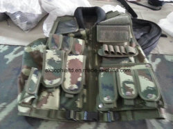 2016 Kevlar Made in China Schnell Removal Tactical Anti-Kugel-Militär benutzt Multi-Funktions--taschen Vest