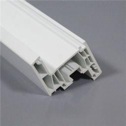 高品質のプラスチックUPVC Cashment Windowsのプロフィールの建築材料
