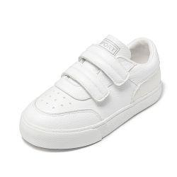 2019 Automne Enfants cuir synthétique formateur Bébé Garçon Fille Sport sneaker mode chaussure noire occasionnels Toddler 3698