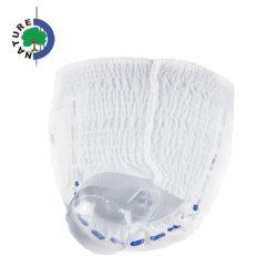 Noyau biodégradables de haute qualité et de fibre de bambou de couches pour bébé