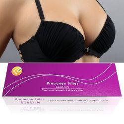 L'acide hyaluronique Preaueen produit injectable par voie cutanée pour les lèvres de remplissage//fesse Augmentation du cancer du sein