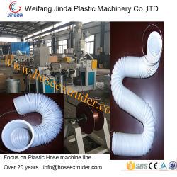Пластиковые PP стальная проволока усиленные гибкий сливной шланг экструзии станочная линия /производственной линии