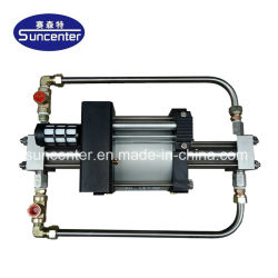 Suncenter Brand Model: Dggd10 60-80 bar Output luchtaangedreven hogedruk-waterleidingpomp