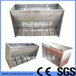 La Chine usine en acier inoxydable 304/201 Cochon/ÉT/piglet feeders
