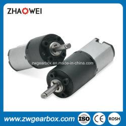 6V nominale du moteur du réducteur de tension avec l'arbre en métal Boîte de vitesses