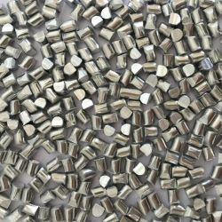 Grani abrasivi fili tagliati in alluminio per pallinatura/rovesciamento/pulizia