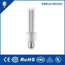 Wholesale CE UL SASO E12 E14 E27 5 5 5 7 واط 2U LED توفير الطاقة مصابيح صُنع في الصين للمكتب، المنزل، مطعم، Showroom Lighting من أفضل المصنعين