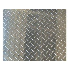 1100 3003 d'un bar de la plaque en aluminium diamant Checker