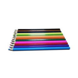Farben-Bleistift des Briefpapier-7 '', hölzerner Bleistift, zeichnender Bleistift