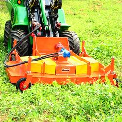 Небольшой сад косилки, газоне косилка вложение, навесное оборудование погрузчика с бортовым поворотом