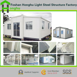 실내 시설을 갖춘 현대적인 중국 저비용 모듈식 컨테이너 하우스