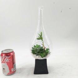 Micro décor paysage artificiel de la vente en gros de fleurs en pot
