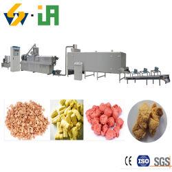 Textura automático de TVP de proteína de soja fazendo a máquina fábrica de proteínas de soja