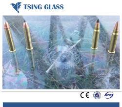 Bulletproof Fabricant de verre feuilleté de sécurité Bulletproof Verre feuilleté avec certificat