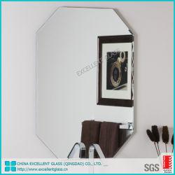 3mm-8mm der silberne Spiegel, Badezimmer-Spiegel, Wand-Spiegel, Kupfer-freier Spiegel, farbiger Spiegel, Vinyl unterstützte Sicherheits-Spiegel-Lieferanten