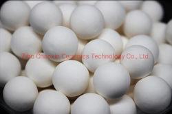 Sfera di ceramica di lucidatura stridente inerte dell'allumina alta Al2O3 del fornitore 92%-95% di prezzi più bassi della Cina per il laminatoio di sfera