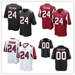 Cardeais 24 Devonta Freeman Arizona Adultos Senhoras Kids camisolas de futebol
